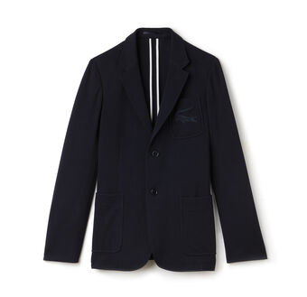 Men's Robert George Croc Jersey Knit Blazer
