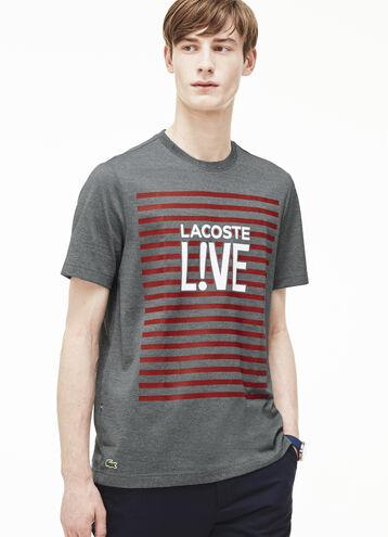 Men's L!VE  Bold Graphic T-Shirt