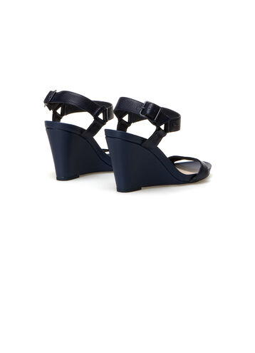 Women's Karoly Platform Leather Sandals