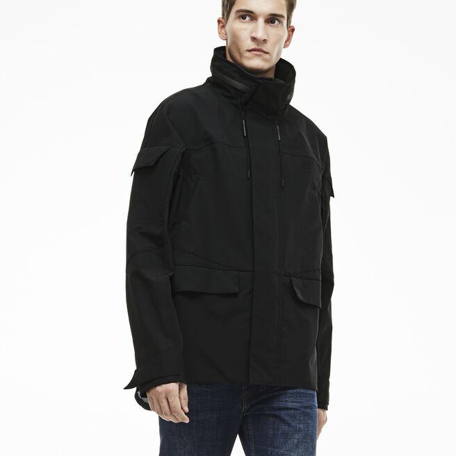 Jacket Hooded Nylon Jacket Nylon 19