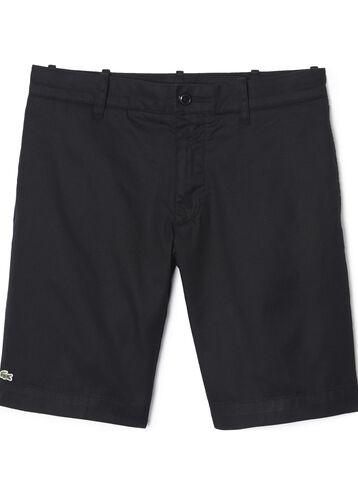 Men's Slim Fit Bermuda Shorts