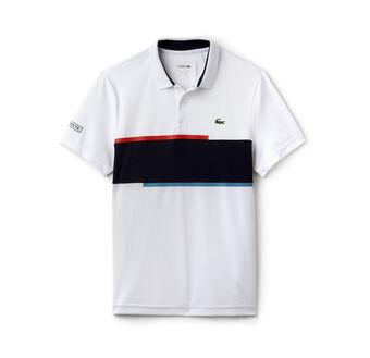 Men's SPORT Ultra Dry Pique Knit Tennis Polo Shirt
