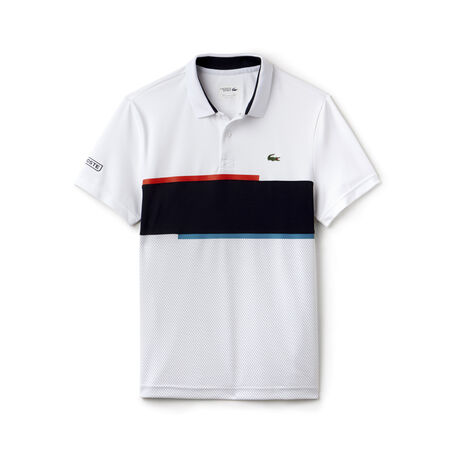 Men's SPORT Ultra Dry Pique Knit Tennis Polo Shirt