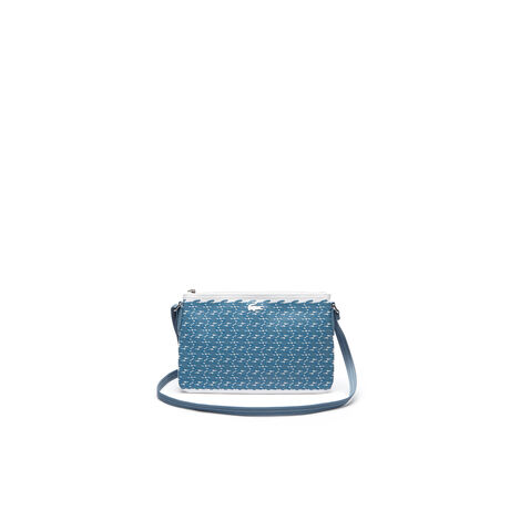 Women's L.12.12 CONCEPT Croc Zip Crossover Bag