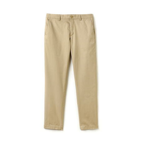 Men's Twill Chino Pants