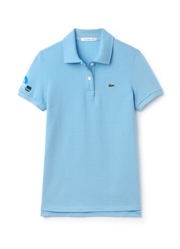 Women's Miami Open Classic Fit Piqué Polo Shirt
