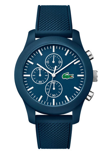 Unisex Lacoste.12.12 Chronograph Blue Watch