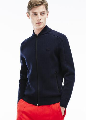 Men's Full Zip Sweater