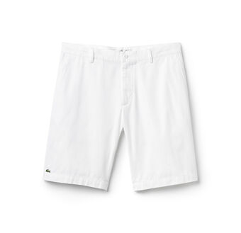 Men's Gabardine Bermuda Shorts