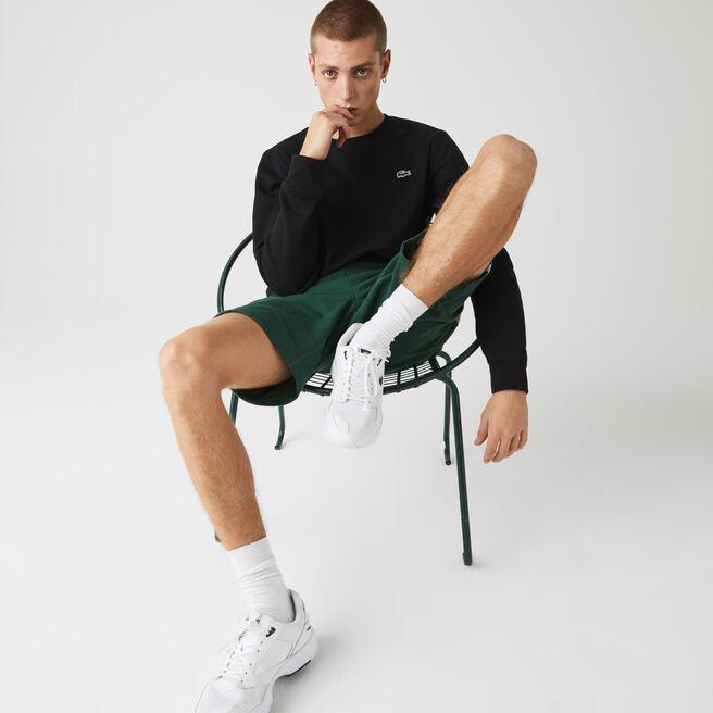 Men's SPORT Crewneck Fleece Tennis Sweatshirt