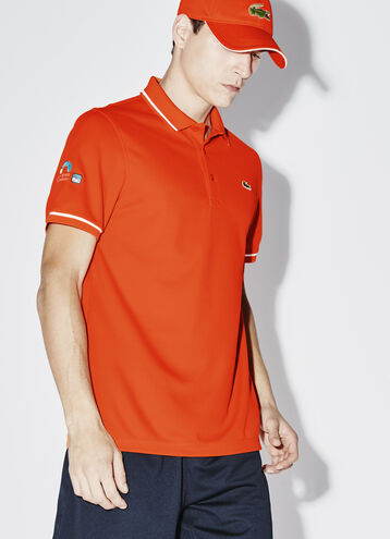 Men's Miami Open Ultra Dry Tipped Polo Shirt