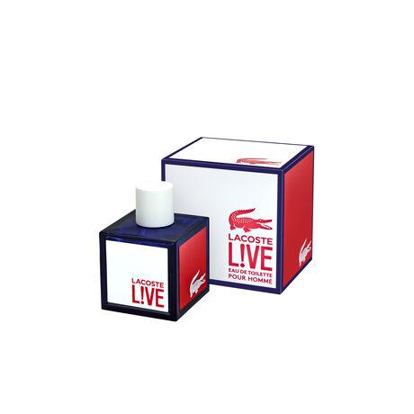 Men's Lacoste L!VE 1.3 oz Spray