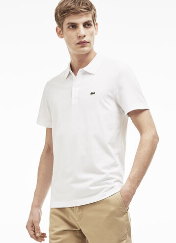 Men's Pima Jersey Polo Shirt