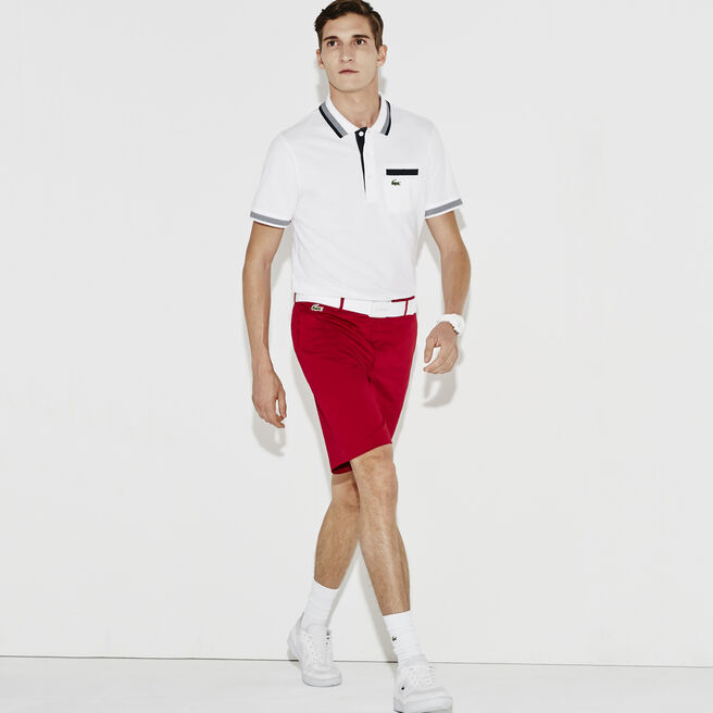 Men's SPORT Stretch Gabardine Golf Shorts