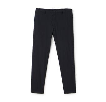 Slim Wool Dress Pant
