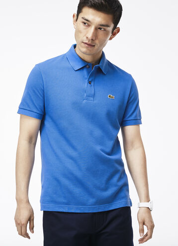 Men's Slim Fit Petit Piqué Polo Shirt
