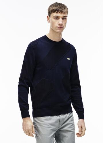 Men's L!VE Brushstroke Sweater