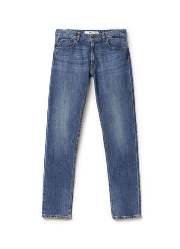 Men's Denim Stretch Pants