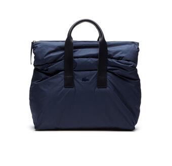 Men's Edition Défilé Matte Leather 24h Travel Bag