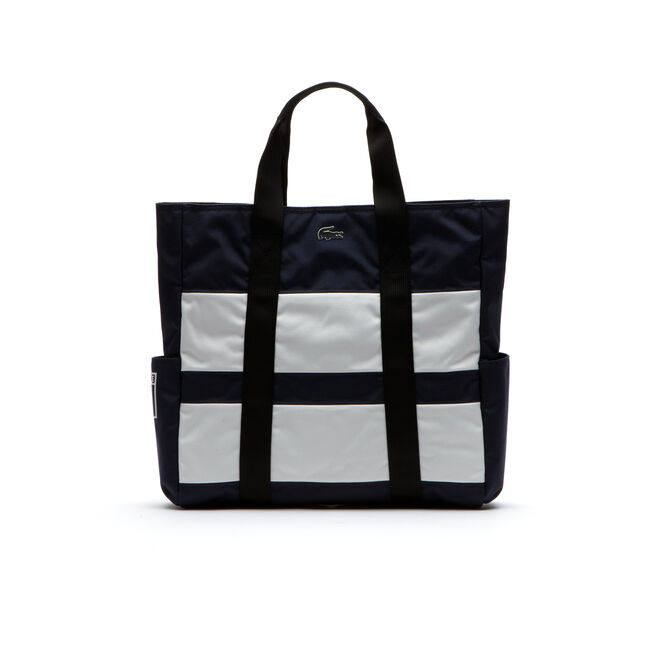 Men's Horizon Bicolor Tote Bag