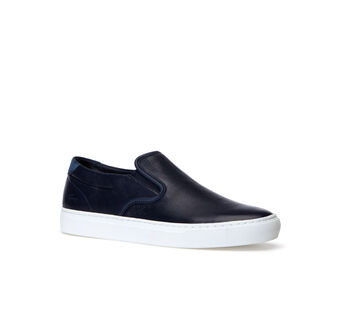 Men's Alliot Perforated Accent Slip-Ons