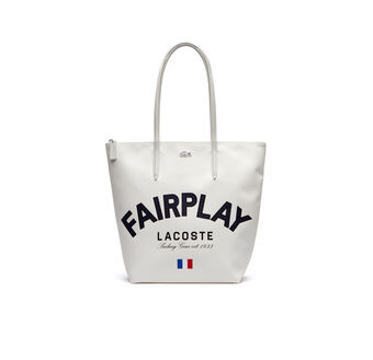 Women's L.12.12 Concept Zip Fantaisie Vertical Tote Bag