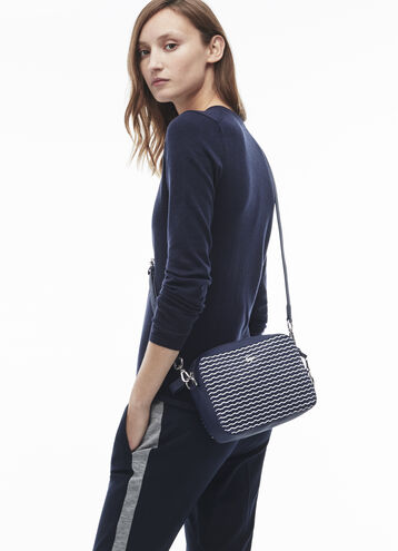 Women's Daily Classic Broken Waves Crossover Bag