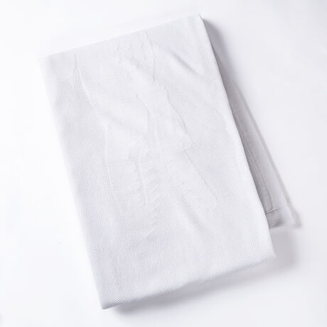 Crocoknit Throw Blanket