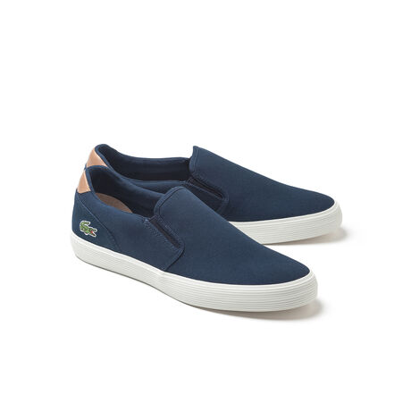 Men's Canvas Jouer Slip-On