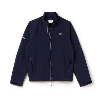 Men's SPORT Zippered Technical Golf Rain Jacket