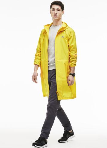 Men's Nylon Hooded Jacket