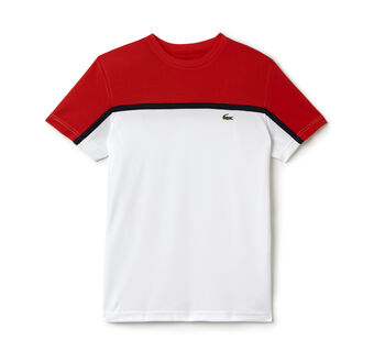 Men's SPORT Ultra Dry Color Block Tennis T-Shirt