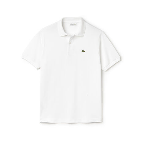 """Big"" Short Sleeve Classic Pique Polo"