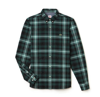 Men's L!VE Flannel Woven Shirt