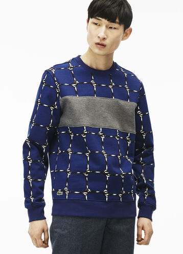 Men's L!VE Rope Graphic Sweatshirt