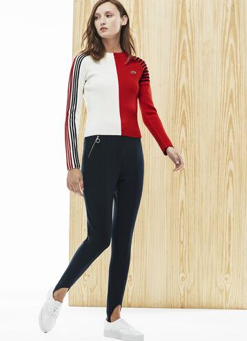 Women's Fashion Show High Waist Stretch Pants