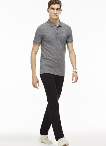 Men's Regular Fit Twill Chinos