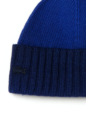 Women's Dip-Dyed Jersey Beanie