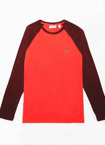 Color Block Jersey Tee Shirt