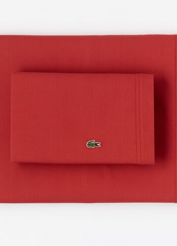 King Solid Percale Pillow Case (2-PK)
