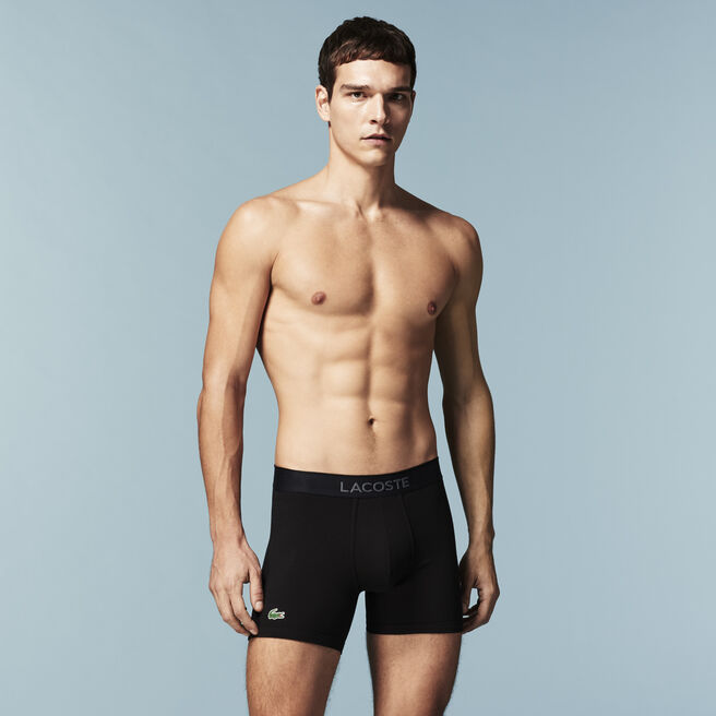 L.12.12 Piqué Boxer Brief