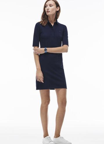 Women's Piqué Polo Dress