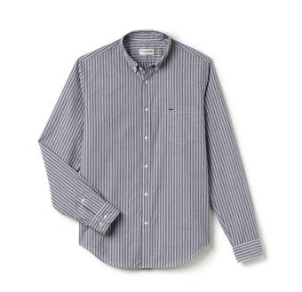 Men's Multicolor Stripe Woven Shirt