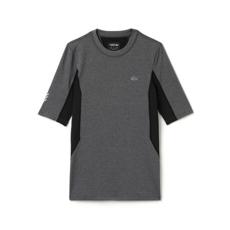 Men's SPORT Performance Compression Tennis T-Shirt