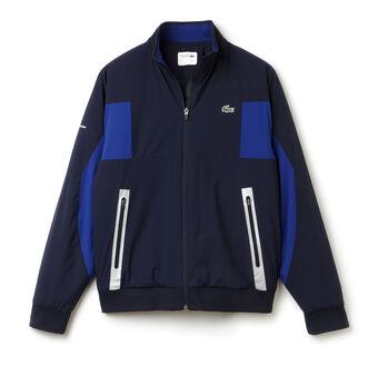 Men's SPORT Taffeta Colorblock Golf Jacket