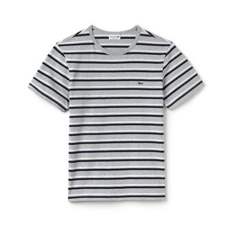 Men's Stripe Crewneck T-Shirt