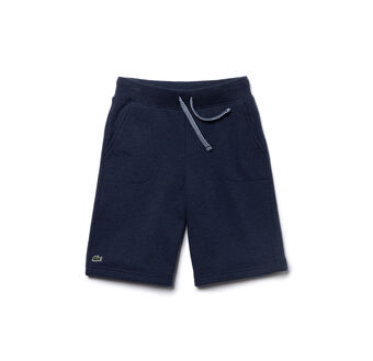 BOY'S KNIT CHINE FLEECE SHORT