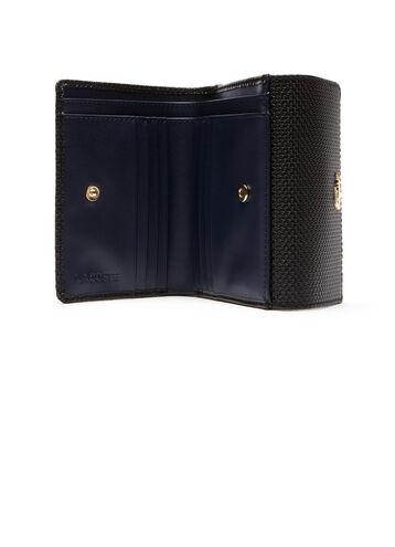 Women's Chantaco Piqué Leather Wallet