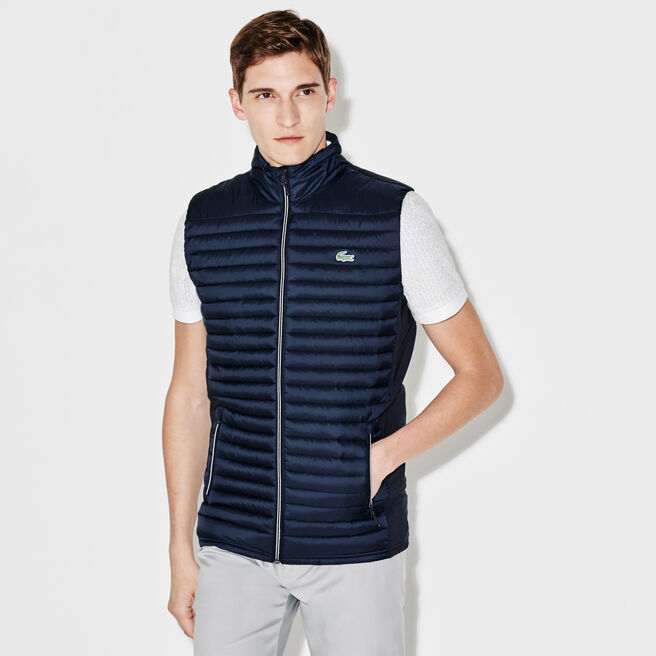 Men's Sport Ripstop Golf Vest