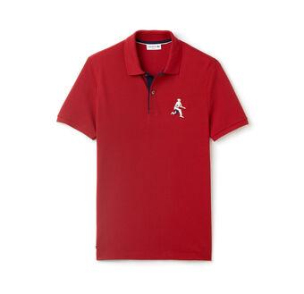 Men's 'Rene' Piqué Polo Shirt